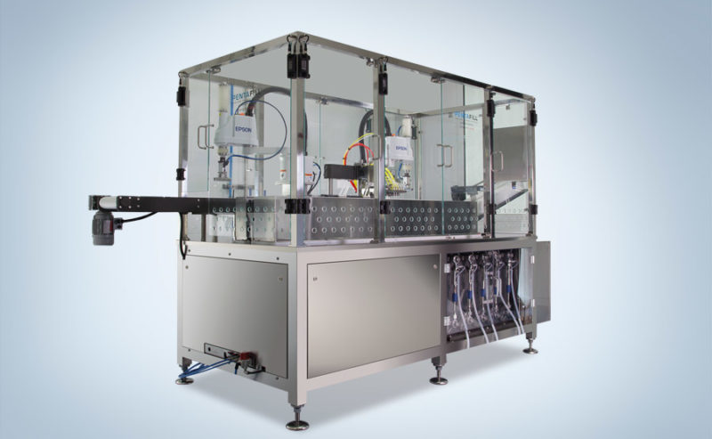 Lameplast presents Pentafill A25: the latest technologies and innovations for sterile filling